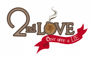 2nd Love - Once upon a Lie Logo