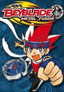Affiche de Beyblade Metal Fusion / Masters / Fury