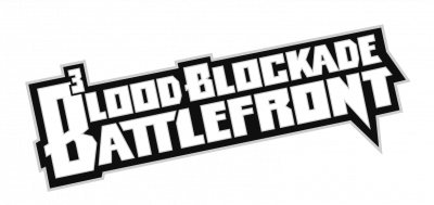 Logo de Blood Blockade Battlefront