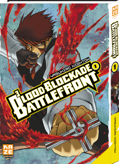 Affiche de Blood Blockade Battlefront