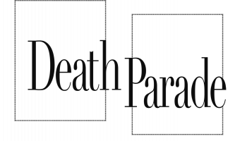 Death Parade Logo