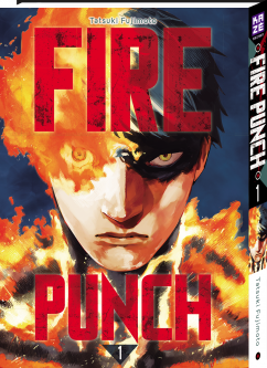Affiche de Fire Punch