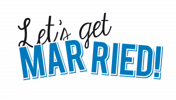 Logo de Let's get married!