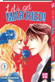 Affiche de Let's get married!