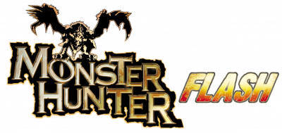 Logo de Monster Hunter Flash
