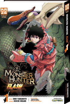Affiche de Monster Hunter Flash