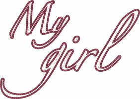 Logo de My Girl