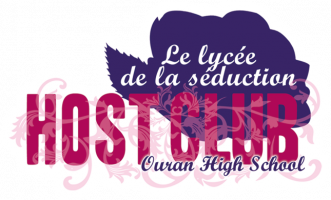 Ouran High School Host Club - Le lycée de la séduction Logo