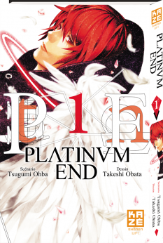 Affiche de Platinum End