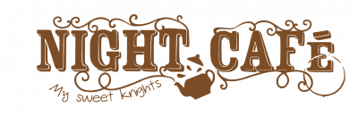 Logo de Night Café - My Sweet Knights