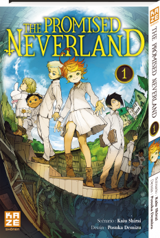 Affiche de The Promised Neverland