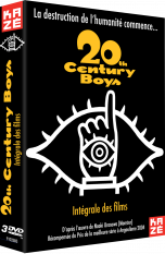 20th Century Boys - Intégrale 3 films