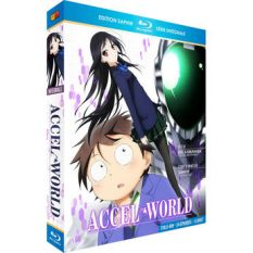 ACCEL WORLD - INTEGRALE BLURAY