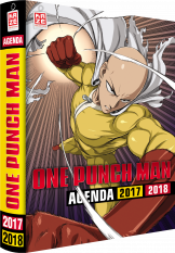 One Punch Man - Agenda 2017-2018