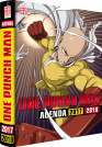Agenda 2017-2018 || One Punch Man