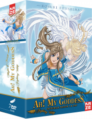 Ah! My goddess - Intégrale Flights of Fancy + Fighting Wings