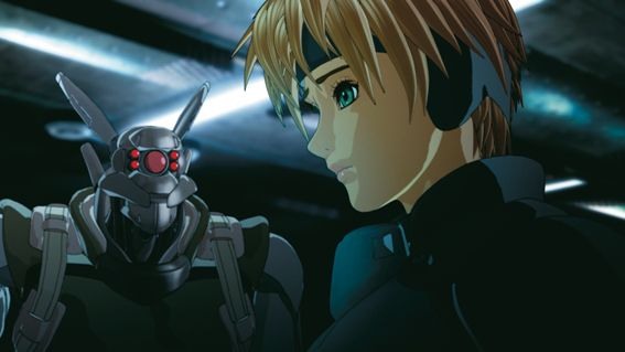 Appleseed - Film, édition lenticulaire