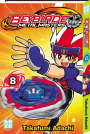 Tome 8 || Beyblade Metal Masters