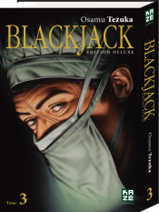 Black Jack Deluxe - Tome 3
