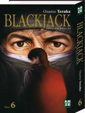 Black Jack - Tome 06 (Deluxe)