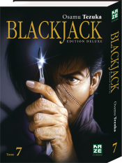 Black Jack - Tome 07 (Deluxe)