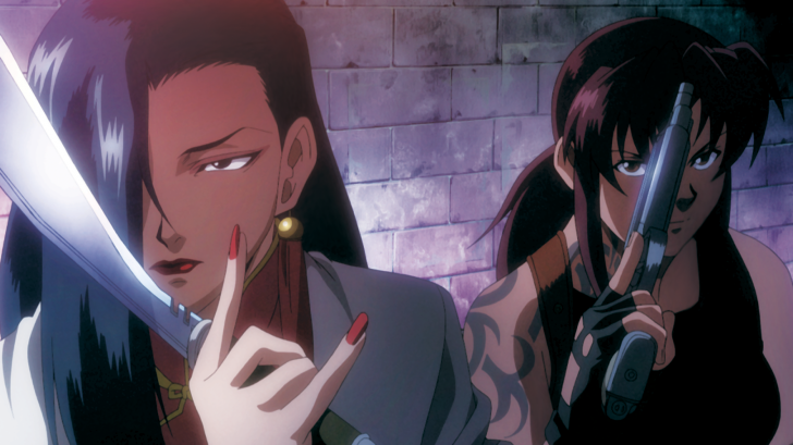 Black Lagoon : Roberta's Blood Trail - Intgrale OAV