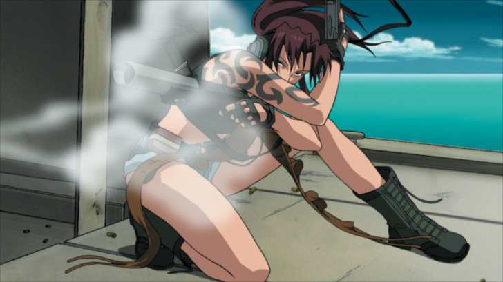 Black Lagoon - Intgrale Saison 2
