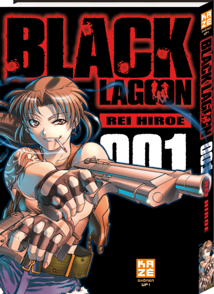 Black Lagoon Tome 01 � 10 Official ebook FR