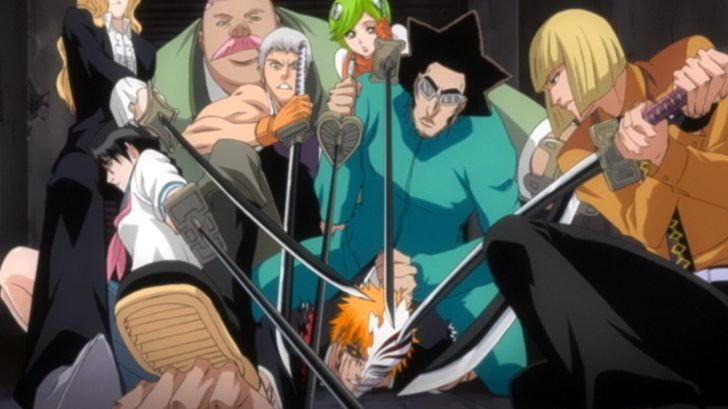 Bleach - Saison 3, Box 10