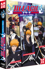Bleach - Coffret films 1 à 3