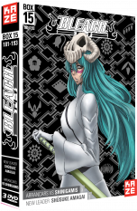 Bleach - Saison 4 - Box 15- Episodes 181  193
