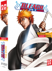 BLEACH - Saison 1 BOX 2/3 (2me dition) - Arc : The Entry