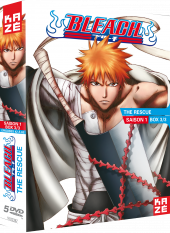 BLEACH - Saison 1 BOX 3/3 (2ème édition)  - Arc : The Rescue