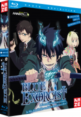 Blue Exorcist - Édition collector, Box 1/2