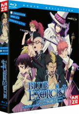 Blue Exorcist - Édition collector, Box 2/2