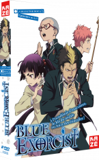 Blue Exorcist - Édition collector, BOX 2/3