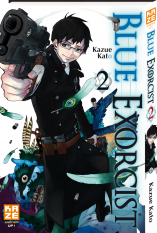 Blue Exorcist - Tome 02