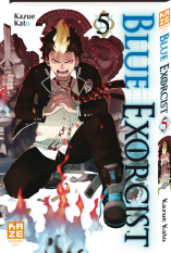 Blue Exorcist - Tome 5