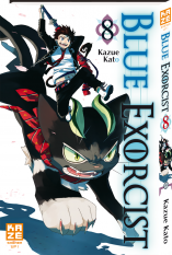 Blue Exorcist - Tome 08