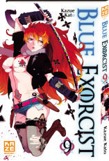 Blue Exorcist - Tome 09