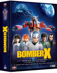 Bomber X - Intégrale collector