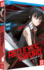 Red Eyes Sword - Box 1/2