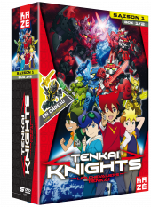Tenkai Knights - BOX 1/2