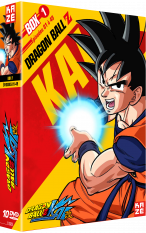 Dragon Ball Z Kai - Box 1/4