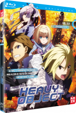 Heavy Object - Box 2/2