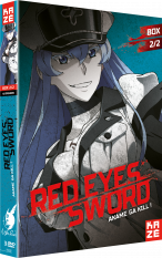Red Eyes Sword - Box 2/2