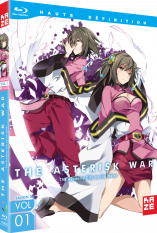 The Asterisk War - Saison 2, Box 1