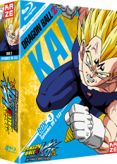 Dragon Ball Z Kai - Box 3/4
