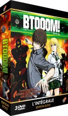 BTOOM ! INTEGRALE DVD - EDITION DVD GOLD