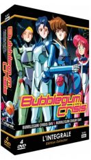 BUBBLEGUM CRISIS & CRASH - INTEGRALE - EDITION GOLD